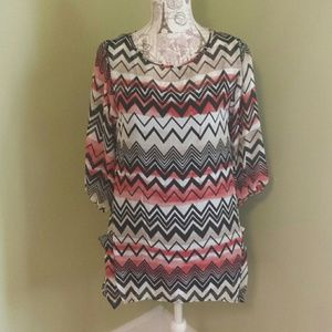Lily White Tops - Lily White Tunic. NWT