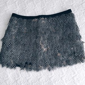 Elizabeth And James Feather Skirt 79