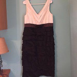 Evening dress. Size 14. Adrianna Papell.