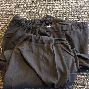 2 pairs of career dress pants