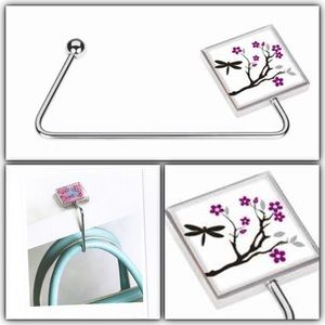 Dragonfly handbag holder 👜