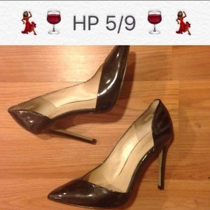 HP 5/9 D'orsay pumps