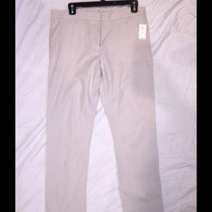GAP Pants - NWT Skinny Crop/Capris- tan or blue