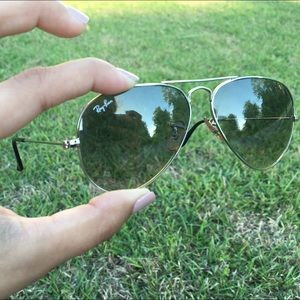Ray-Ban Accessories - Authentic Ray-Ban Classic Aviators