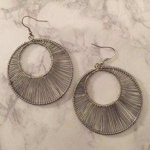 Jewelry - Metal Hoop Earrings