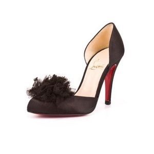 Christian Louboutin Shoes - Christian Louboutin D'osay Pumps with Detail