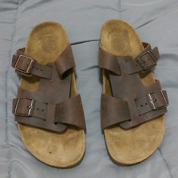 Men's Birkenstock Riva slip on sandals