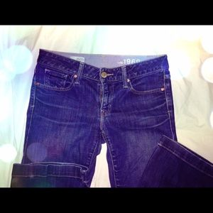 GAP Long & Lean Denim Jeans