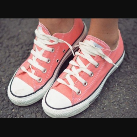 f2bd45478883 Converse Shoes - Carnival Pink Coral All Star Converse 7   9