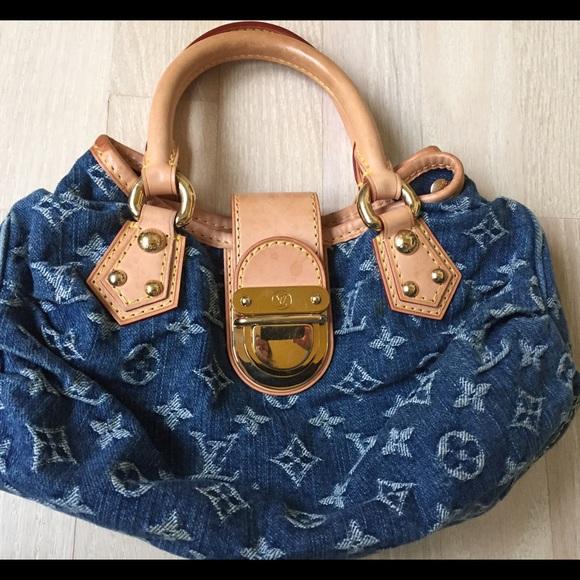 7e852713c9a louis vuitton denim purse replica,Purse Princess  Replica Louis ...