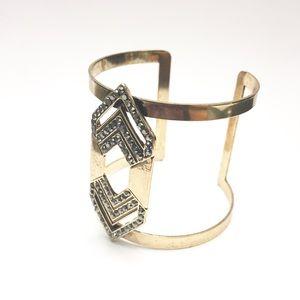 1 Pc. Rhinestone Cuff Bracelet
