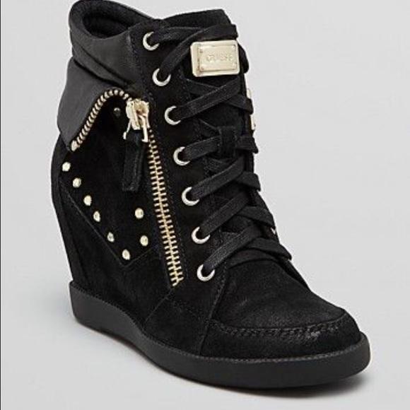 96185a1e8ada Guess Shoes - Guess Hitzo black 3