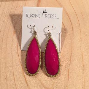 Towne & Reese Jewelry - Towne & Reese pink earrings