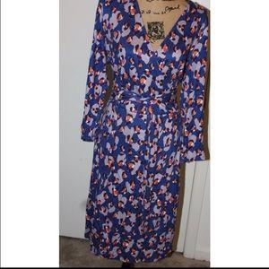 Ann Taylor Dresses - Ann Taylor Multi color wrap dress size 18T