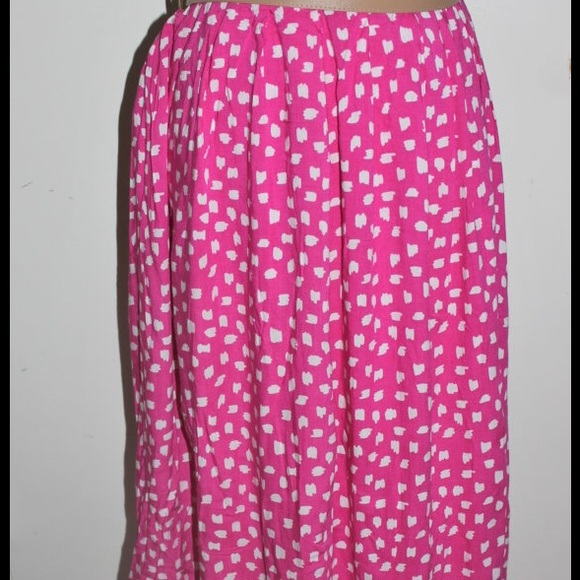 Skirts - Plus size Aline Pink skirt with pockets size 2x