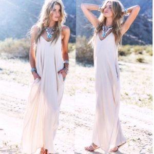 Bohemia maxi long dress. 010