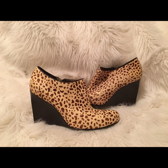 18e0b2c15a Jon Josef Shoes | Giraffe Print Booties Super Cute And Unusual ...