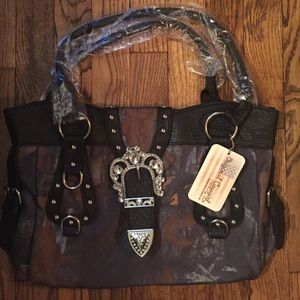 Original Cowgirl clothing Co Handbags - Original Cowgirl Clothing Co. Purse
