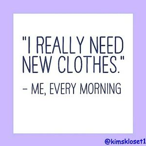 Other - I Really NEED New Clothes!!