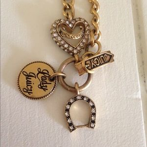 Juicy Couture Accessories - Juicy Couture Necklace