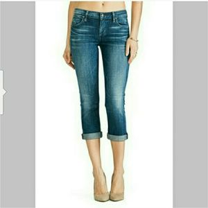 Cropped Citizens of Humanity Jeans