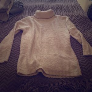 Poshmark  Sweaters - Cream Turtleneck sweater!