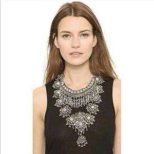 Jewelry - Silver Turkish Statement Boho Gypsy Necklace