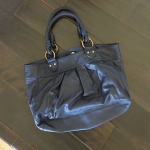 Blue Old Navy purse