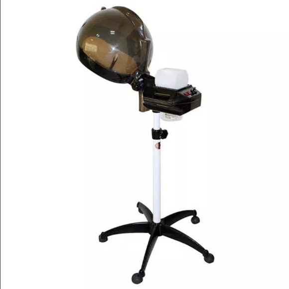 Professional Hair Steamer Rolling Stand Beauty Salon Color: Hair Steamer From Mariah's Closet On