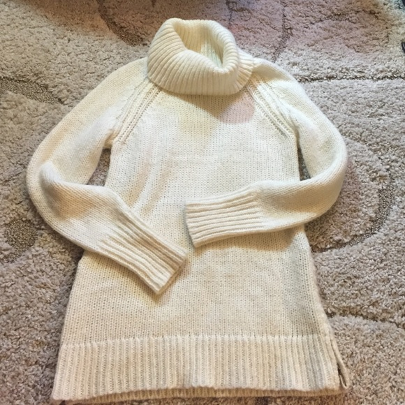 80% off Sweaters - Cream Colored Cowl Neck Sweater from Danielle ...