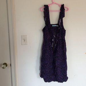 Size XS Kimchi Blue floral dress