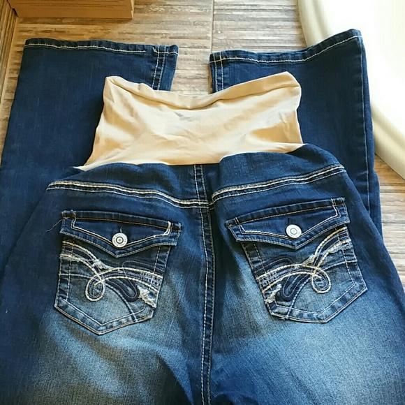 Wallflower - Maternity Jeans from Jamie's closet on Poshmark