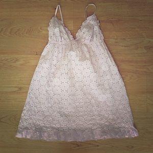 Victoria Secret Angel nightie lavender size S