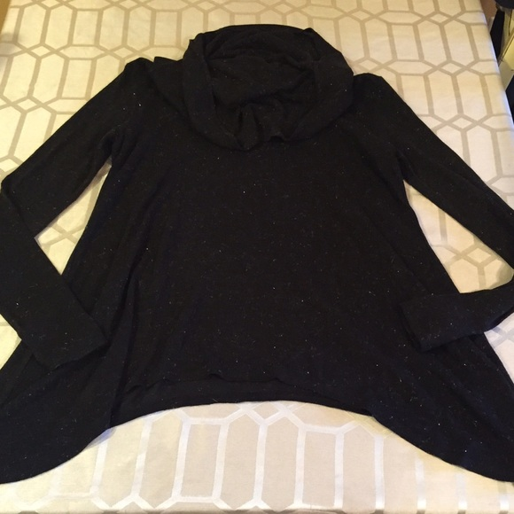 88% off Alice   Olivia Sweaters - Alice   Olivia Sparkle Cowl Neck ...