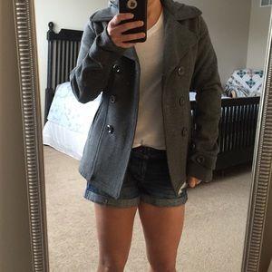 Sebby Jackets & Blazers - Gray Sebby jacket