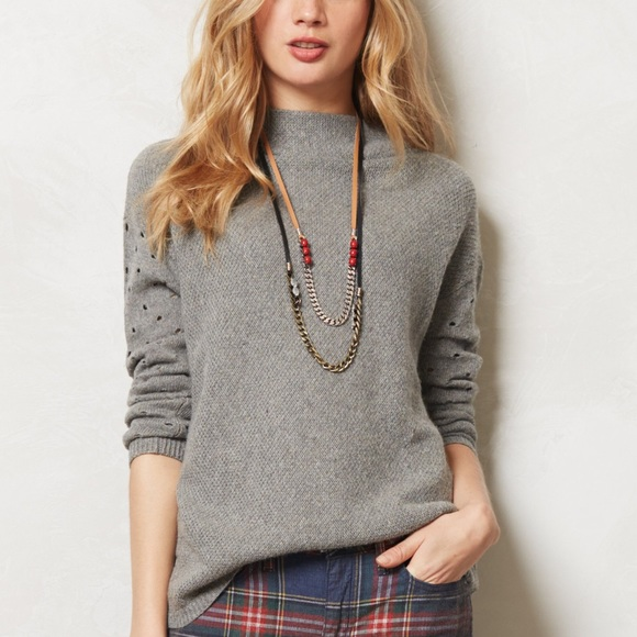 Anthropologie Sweaters - Anthropologie Moth Ceres Pullover d492ec6df