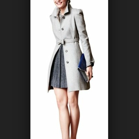 83% off Banana Republic Jackets & Blazers - Banana Republic Wool ...