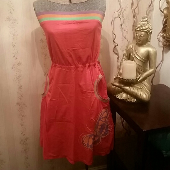 Divided by H&M Dresses & Skirts - DIVIDED BY H&M HALTER SUMMER DRESS