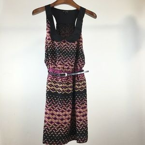 As U Wish Dresses & Skirts - Purple Spring Dress size Small