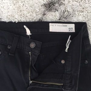 NEW Rag and Bone legging Jean, Size 27