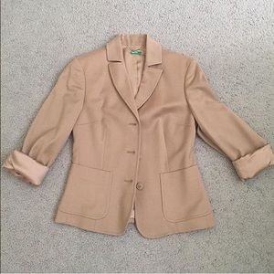 Benetton Jackets & Coats - Benetton Blazer