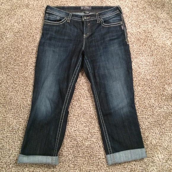 silver jeans size 14 - Jean Yu Beauty