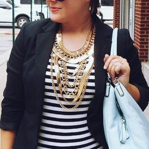 Jewelry - Gorgeous link statement necklace