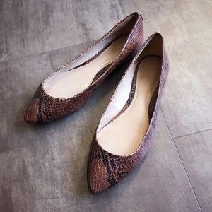 Massimo Dutti Shoes - Massimo Dutti flats