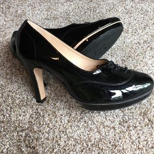 Repetto Shoes - Repetto Patent Oxford Heels