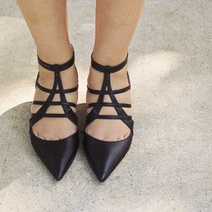 Miu Miu Shoes - Caged Kitten Heels