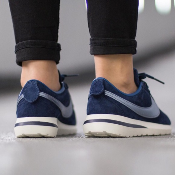 ... nike shoes nike roshe cortez nm prm suede ...