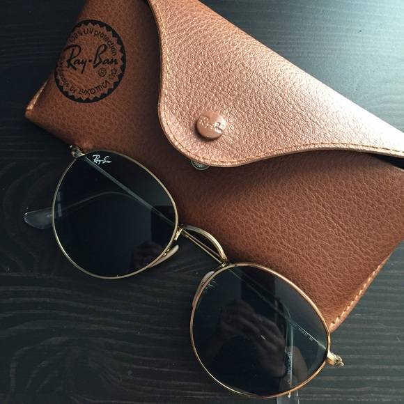 1ee1830a59e Ray Ban Round Metal Sunglasses. M 570acec47f0a059234053be8. Other  Accessories ...