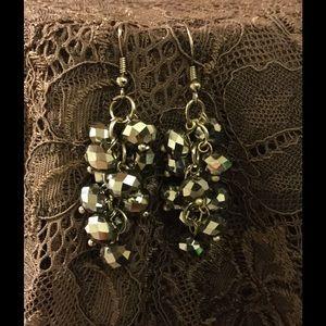 Jewelry - 🆓 Stunning Beaded Earrings.
