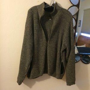 REI Men's vintage-style sweater